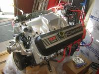 502 cid 502hp Chevrolet klar for levering til kunde