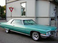 Bjørn sin 1971 Cadillac