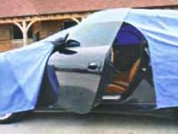 Innendørs bilovertrekk